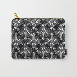 Decorative Iron  Carry-All Pouch