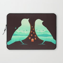 Nature is Home Laptop Sleeve