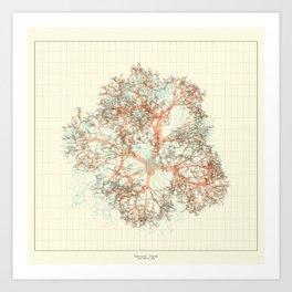 Arbor Ludi: Petrosian Art Print