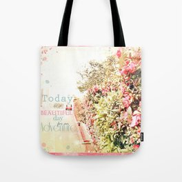 Beautiful Day for an Adventure Tote Bag