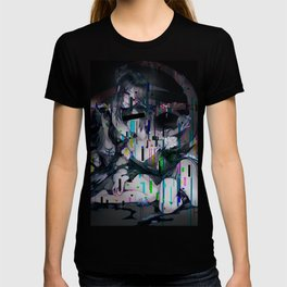 Sad anime aesthetic - no more love T-shirt