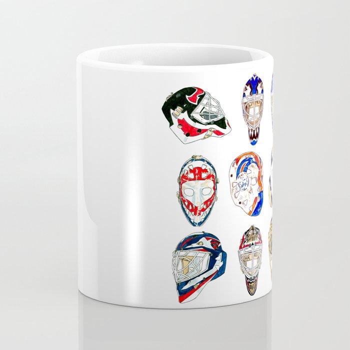 12 Masks Coffee Mug