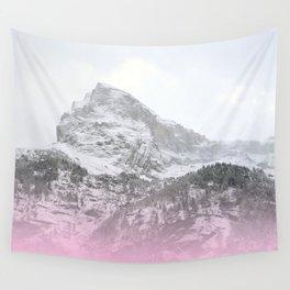 Silencium Ventum Rosa Wall Tapestry