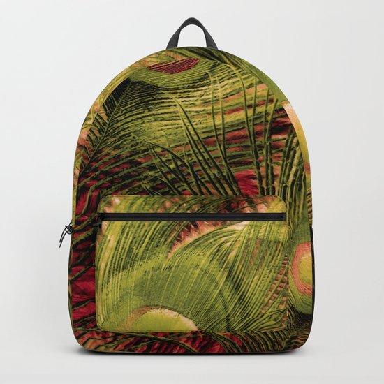 Three Eyes Backpack