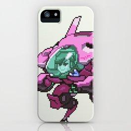 Pixel D. Va MEKA iPhone Case