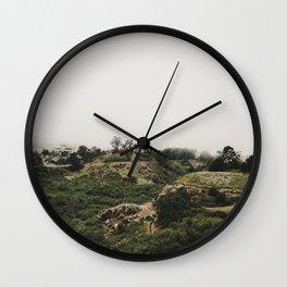 WILD II Wall Clock