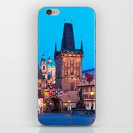 PRAGUE 001A iPhone Skin