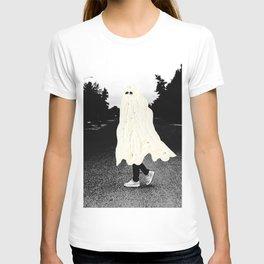 Ghosting Along T-shirt
