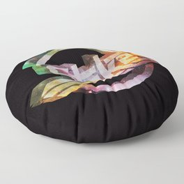 Stoked Cosmos Floor Pillow