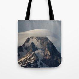 Hood With Cap Tote Bag
