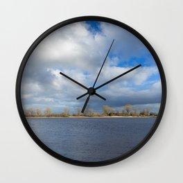 Riverside II Wall Clock