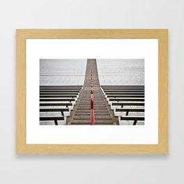 Nippert Framed Art Print