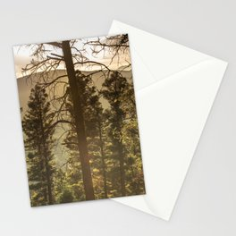 Mountain Forest New Mexico - Nature Photography Stationery Cards