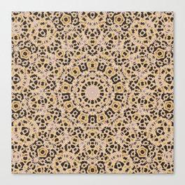 Holy Mandala Canvas Print