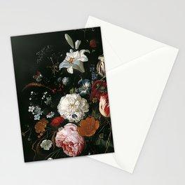 Antique Botanical I Stationery Cards