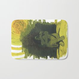 Desolation Bath Mat