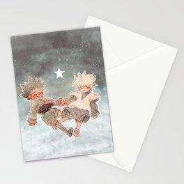 Starry Stationery Cards