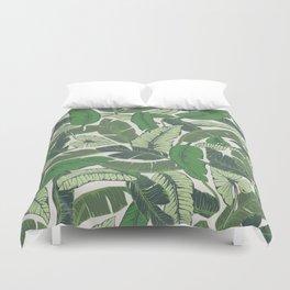 Savusavu Tropical Print Duvet Cover