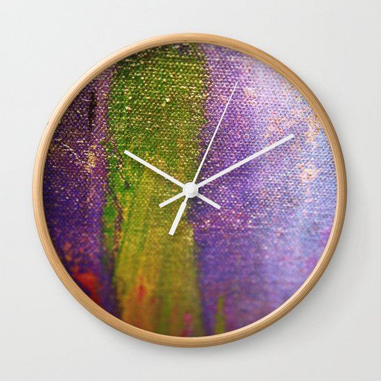 Taproot Wall Clock