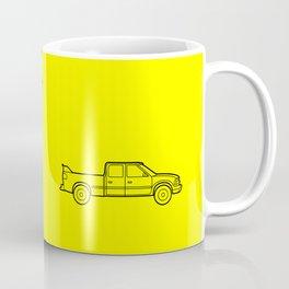 Pussy Wagon Coffee Mug