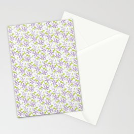 Anoles & African Iris Stationery Cards
