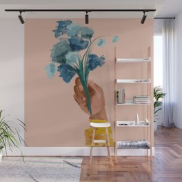 The Floral Feeling Wall Mural