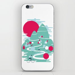 Le tour iPhone Skin