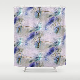 Feelin' the Winter... Shower Curtain
