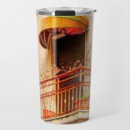 Trapani art 14 Sicily Travel Mug