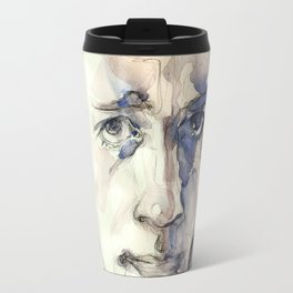 Jack Kerouac Travel Mug