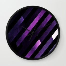 Pattern 2 Wall Clock