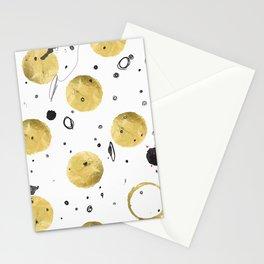 Dubai Gold Stationery Cards