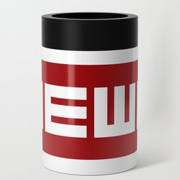 FASHION WHITE Can Cooler