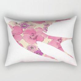 Swallow 2 Rectangular Pillow