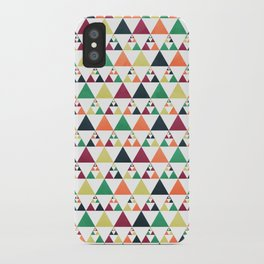 Hills & Trees iPhone Case