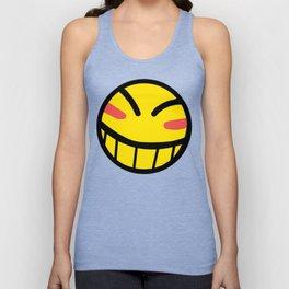 Cowboy Bebop - Hacker Smile Unisex Tank Top