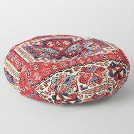 Shahsavan Azerbaijan Northwest Persian Mafrash Print Floor Pillow