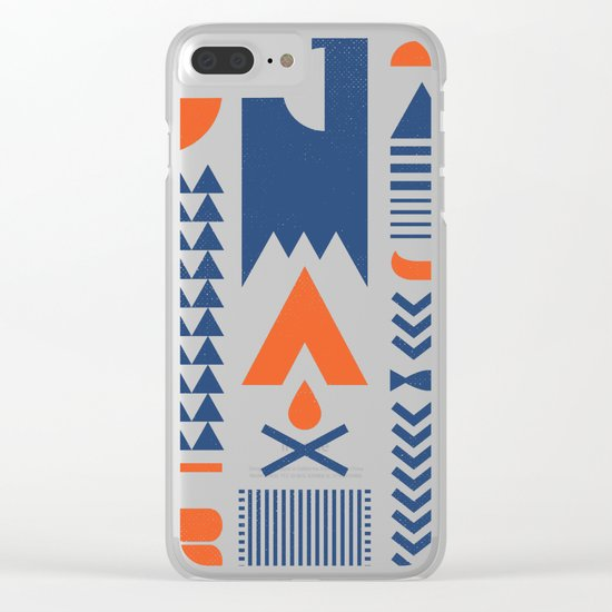 Simplify Clear iPhone Case