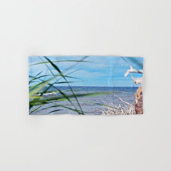Secluded Beach Hand & Bath Towel