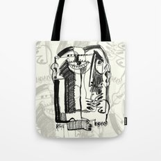 Waiting for Salvation Tote Bag