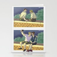 stucky Stationery Cards featuring stucky fourth of july 2 by maria euphemia