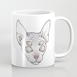 Alien Kitty Coffee Mug
