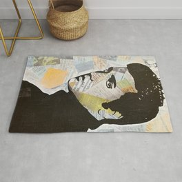 Elvis «Love Song» Rug