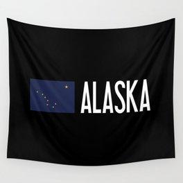 Alaska: Alaskan Flag & Alaska Wall Tapestry