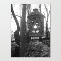 lantern Canvas Prints featuring Lantern by velitas