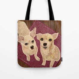 TimsTwo DogDoodle Tote Bag