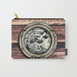 Steamboat Willie Carry-All Pouch
