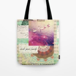 build your family Tote Bag