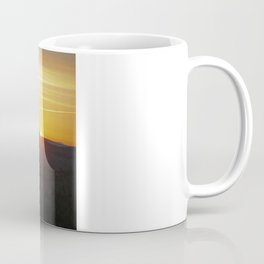 Easter's Sunrise Over Mount Grace Coffee Mug