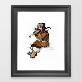 Bofur the Dwarf Framed Art Print